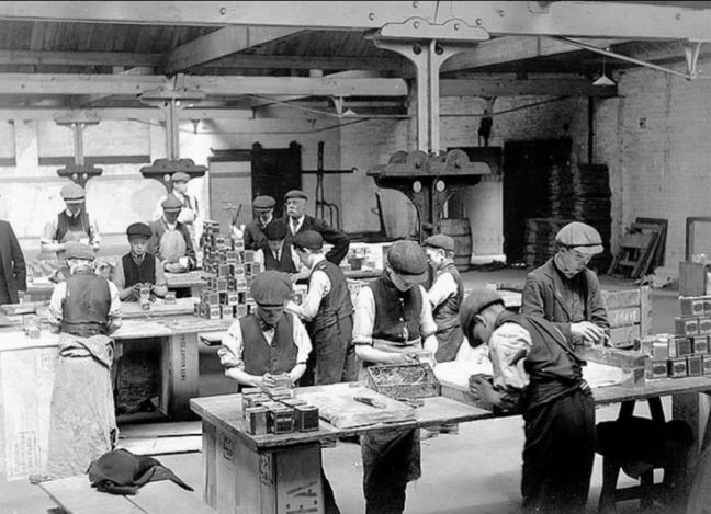 Children working - 1911